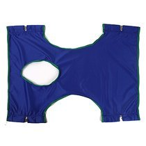 - Invacare Corp Careguard Standard Polyester Slings - Model 9043 by Invacare