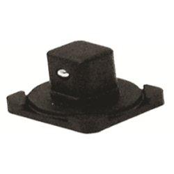 MTS LAS25LP25 25 Piece 1/4'' Lock-A-Socket Replacement Posts