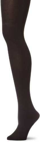 HUE Super Opaque Tights with Control Top Black 5]()