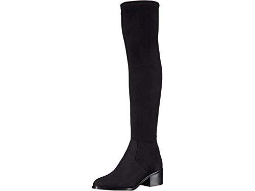 Steve Madden Women's Georgette Fashion Boot, Black, 8.5 M US