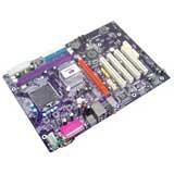 ECS Motherboard, PT890T-A, FSB 1066, Socket 775, Core 2 Duo, Pentium D, DDR2, SATA