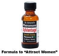 Dr. Modifier Advantage Pheromone - Non parfumée à porter avec votre Cologne ou de parfum pour attirer les femmes