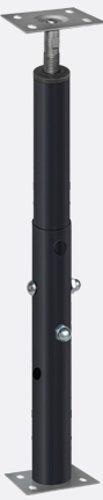 Akron Products J C3 Telescoping Adjustable Floor Jack 1'7