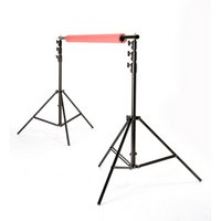 Calumet Photo and Video Studio Adjustable 10ft X 12ft Heavy-duty Background For Muslin / Seamless Paper Support System With carrying bag by Calumet