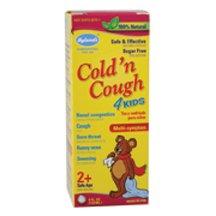 'Cold Hyland N Toux 4 Kids (1X4 Oz)