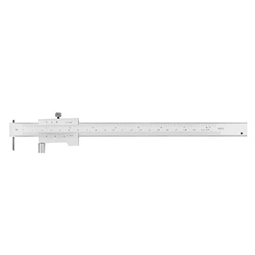0-200mm Stainless Steel Vernier Caliper Gauge Micrometer Measuring Tool from Childplaymate