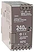 AC/DC DIN Rail Power Supply (PSU), 1 Output, 240 W, 24 VDC, 10 A