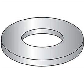 M5 - Flat Washer - 304 Stainless Steel - DIN 125A - Pkg of 100, (Pack of 25) (BSM05)