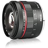 Meike MK FE 50mm f/1.7 Large Aperture Manual Focus Lens for Sony Full Frame E-Mount Mirrorless Cameras A7III A9 NEX 3 NEX 3N NEX 5 NEX 5T NEX 5R NEX 6 7 A5000 A5100 A6000 A6100 A6300 A6500