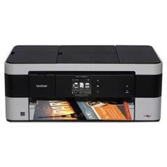 Business Smart MFC-J4420DW Multifunction Inkjet Printer, Cop