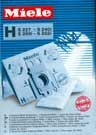 Genuine Miele Type H Vacuum Bags Miele Part # 02046318, Appliances for Home