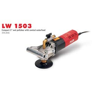 Flex LW1503 Compact 5-Inch Wet Polisher with Central Water Feed by Flex (Image #1)
