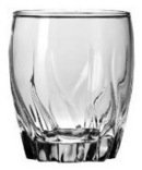 Starfire Crystal Double Rocks Old Fashioned Glass [Set of 12]