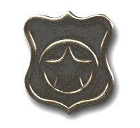 Badges And Collar Devices Navy Master at Arms Pin Oxidized Finish (Becoming A Master At Arms In The Navy)