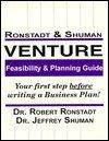 Venture Feasibility Planning Guide, Ronstadt, Robert C. and Shuman, 0930204212