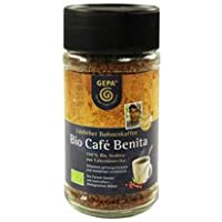 gepa Premium bio Café Benita–Instant Café–1cartón (6x 100g)