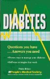 Diabetes: Questions You Have...Answers You Need
