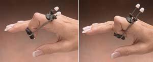 Combined Final Finger Flexion Splint, Size: L by North Coast Medical
