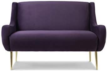 Sandy Wilson Home Corinna Settee Purple