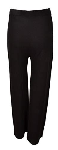 Donna cod 42 Kaos NERO CH008 SIZE Pantalone HnqwU5v8