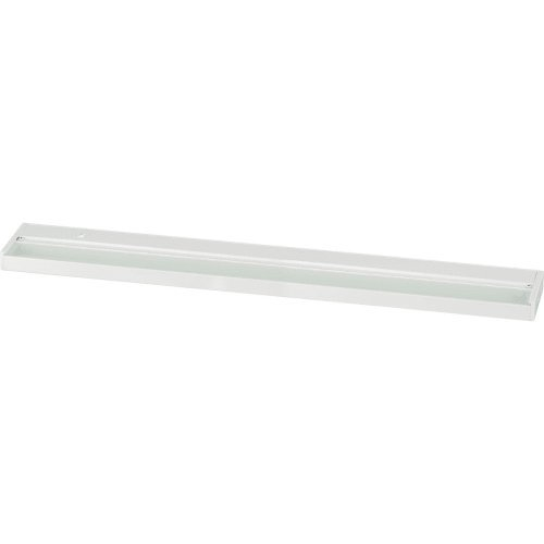 Progress Lighting P7013-30 Under Cabinet 24-Inch LED 3000K, White (Progress Under Cabinet Light)