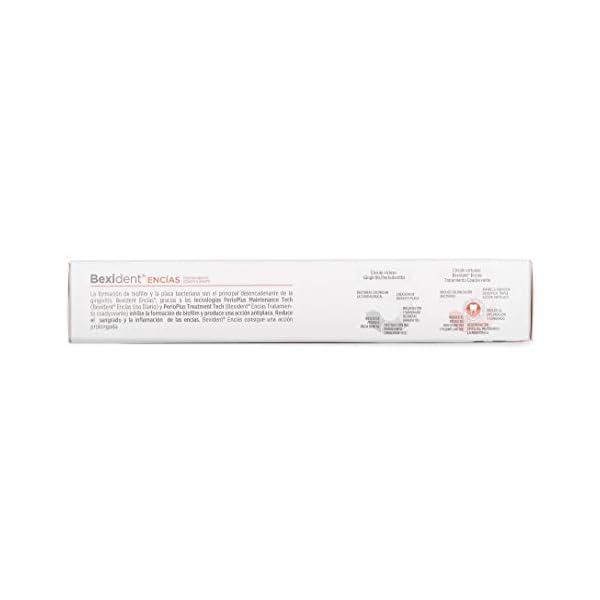 Isdin Bexident Encías Tratamiento Coadyuvante Dentífrico en Gel, Clorhexidina 0,12% , Gingivitis y Periodontits 1 x 75 ml 6