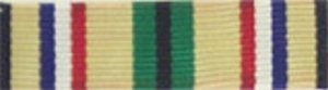 Southwest Asia Service Medal Ribbon (Medal Asia Service Ribbon Southwest)