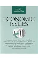 Economic Issues: Selections from The CQ Researcher