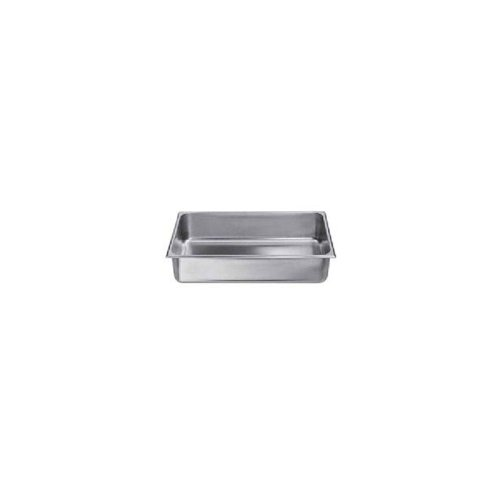 Spring USA S/S Two-Third Size Rectangle Insert for Chafing Dish