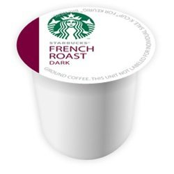 Pods French Roast - STARBUCKS FRENCH ROAST COFFEE K CUP 72 COUNT
