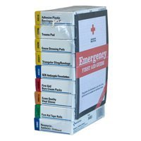 First Aid Kit Refill for 10 People, 59 Piece by First Aid Only