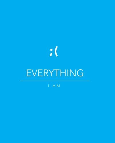 Everything I Am   Lightblue   8X10  Volume 18