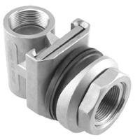Heavy Duty Pitless Adapter for Water Wells - Stainless Steel Class 304 - (1 inch) by Boshart Industries