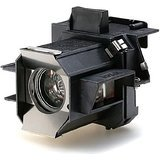 Replacement Lamp with Housing for EPSON EMP-TW1000 with Osram P-VIP Bulb Inside