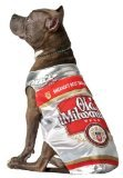 Rasta Imposta Old Milwaukee Beer Can Dog Costume, Large