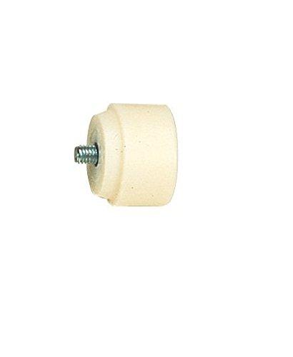 Armstrong 69-156 1-1/2-Inch Soft Face Hammer Tip, Medium Hard Cream