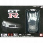 (1 / 43 NISSAN GT-R [R35 Super Black])