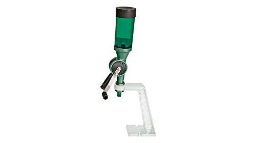 RCBS Competition 98910 Powder Measure Combo With Handgun/Rifle Metering Drum - Rcbs Powder Dispenser