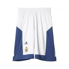 adidas Línea Real Madrid CF Pantalón Corto 10854534b824b