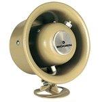 (505460 Bogen MASQtwoB SPT5A 25V-70V MmDYNtZ4u Reflex Horn fjdheruio90 hgbnvc23vbnca fjjjvn34eertyhi bnporuioqw Reflex Horn Loudspeaker, 25 or 70V AC, 7.5 Watt, 105 dB @ 4 ft, Surface Mount, Diameter: 6