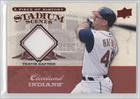 Travis Hafner (Baseball Card) 2008 Upper Deck A Piece of History - Stadium Scenes - Red Jerseys [Memorabilia] #SS18