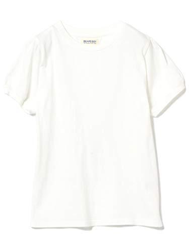 (빔스 보이)BEAMS BOY/T셔츠/퍼프 슬리브 크루 넥 T셔츠 레이디스