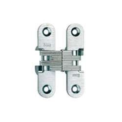 Model 208 Invisible Cabinet Hinge Finish: Satin Brass