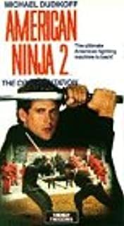 American Ninja 2: The Confrontation [USA] [VHS]: Amazon.es ...