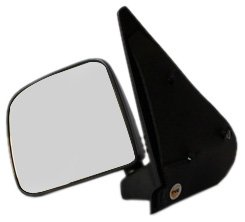 2004 Ford Ranger Mirror - TYC 2500332 Ford Ranger Driver Side Manual Replacement Mirror