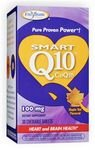 Enzymatic Therapy – SMART Q10 CoQ10 – 100 mg – 30 Maple Nut Chew Tabs For Sale
