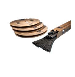 Heat Shrink Tubing and Sleeves 1/8In Id Shrnk Tubn 500Ft Spool Black