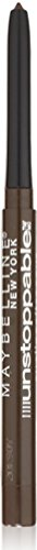 le Unstoppable Smudge-Proof Eyeliner, Waterproof, Espresso [702], 0.01 oz (Pack of 4) ()