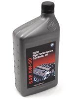 BMW SAE 5W-30 Full Synthetic Motor Oil, 1liter (Turbo Motor Twin)