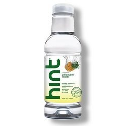 Hint Pineapple Water - Pineapple Unsweetened - Case Of 12 - 16 Fl ()